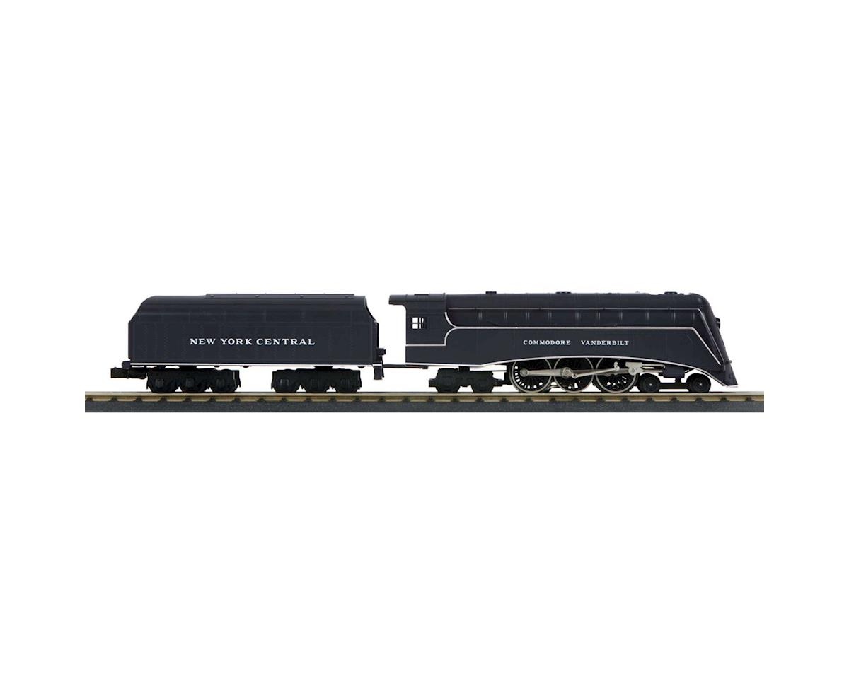 MTH Trains O-27 4-6-4 Commodore Hudson w/PS3, NYC/Black