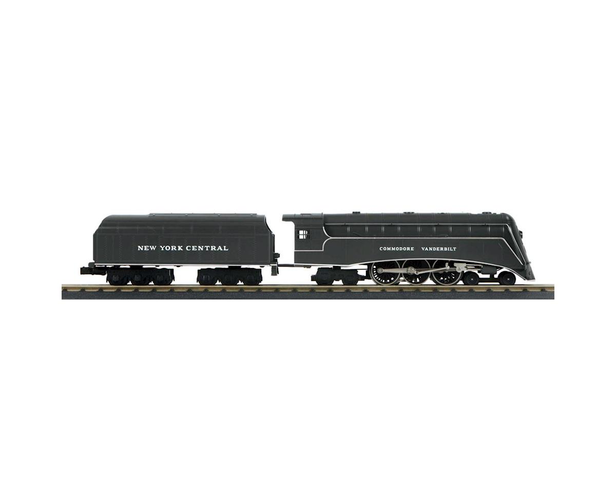 MTH Trains O-27 4-6-4 Commodore Hudson w/PS3, NYC/Gray