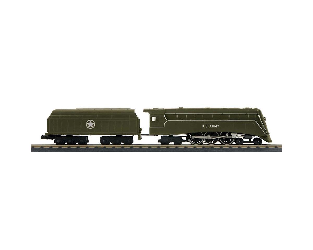 MTH Trains O-27 4-6-4 Commodore Hudson w/PS3, US Arny