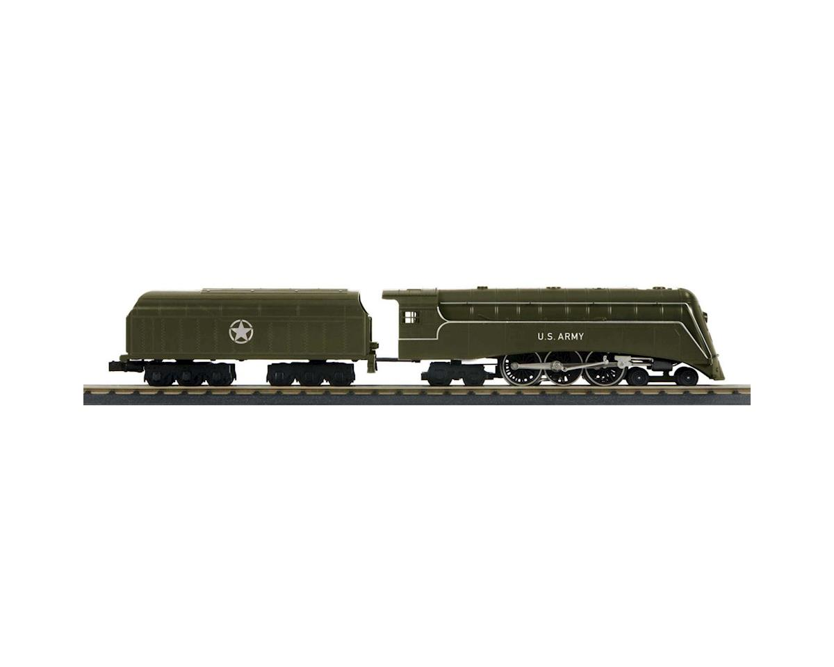 MTH Trains O-27 4-6-4 Commodore Hudson w/PS3, US Arny