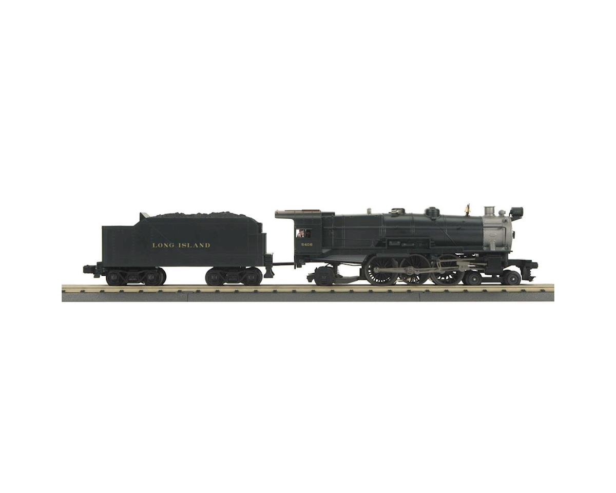 MTH Trains O-27 Imperial 4-6-2 K-4s w/PS3, LIRR #5406