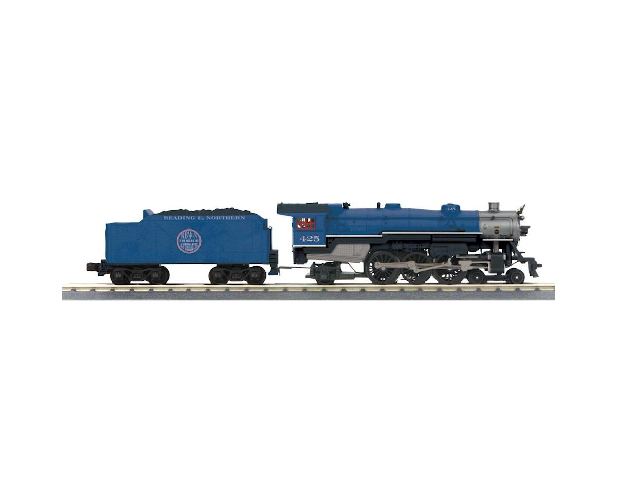 MTH Trains O-27 Imperial 4-6-2 Pacific w/PS3, RNRX #425