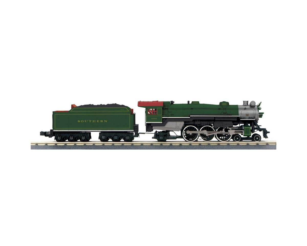 MTH Trains O-27 Imperial 4-6-2 PS-4 Pacific w/PS3, SOU#6476