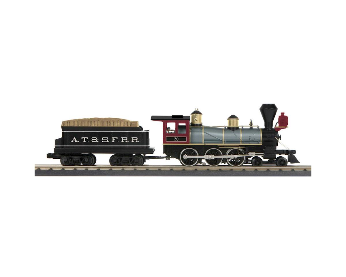 MTH Trains O-27 4-6-0 Ten Wheeler w/PS3, SF #78
