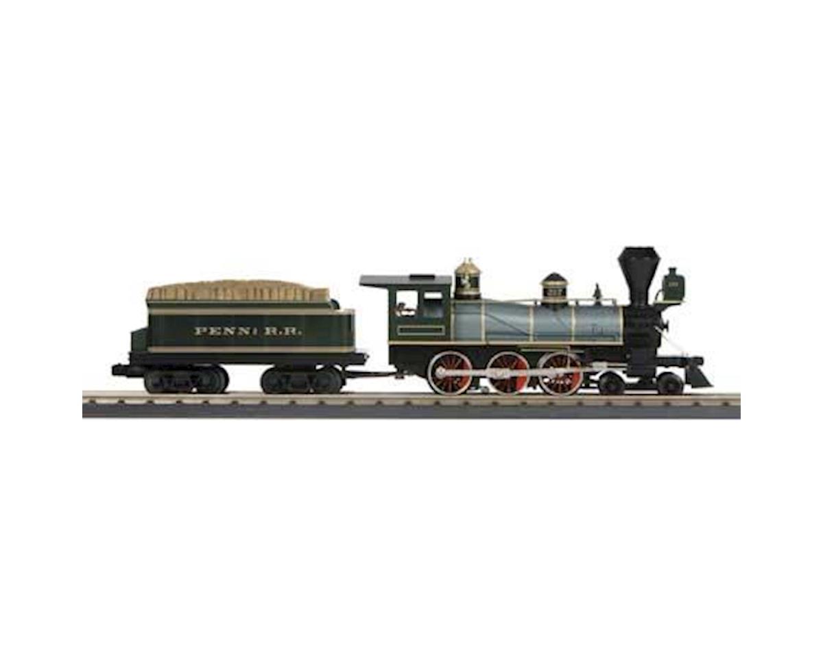 MTH Trains O-27 4-6-0 Ten Wheeler w/PS3, PRR #297