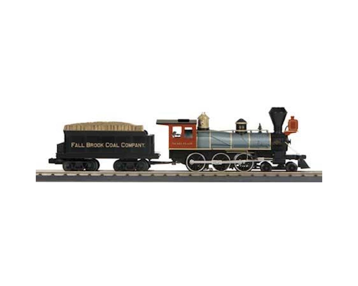 MTH Trains O-27 4-6-0 Ten Wheeler w/PS3, Fall Brook Coal Co