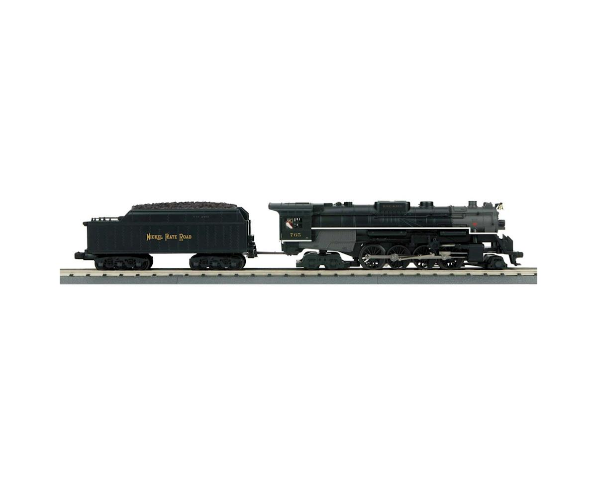 MTH Trains O-27 Imperial 2-8-4 Bershire w/PS3, NKP #765