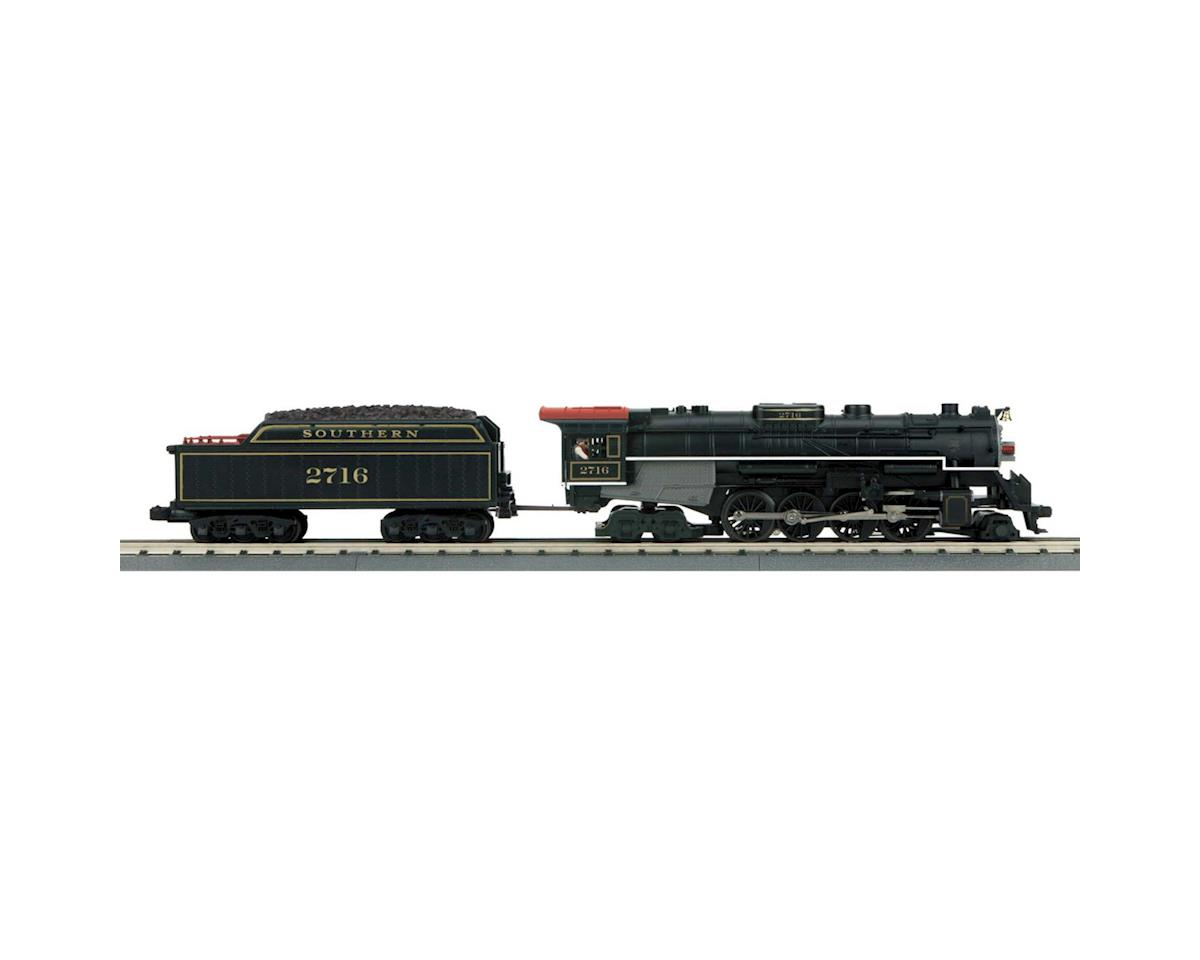 MTH Trains O-27 Imperial 2-8-4 Bershire w/PS3, SOU #2716