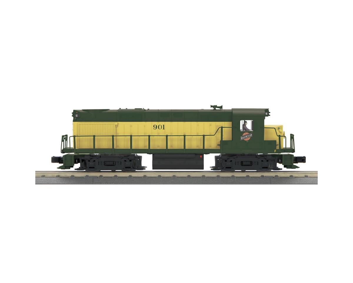MTH Trains O RS-27 w/PS3, C&NW
