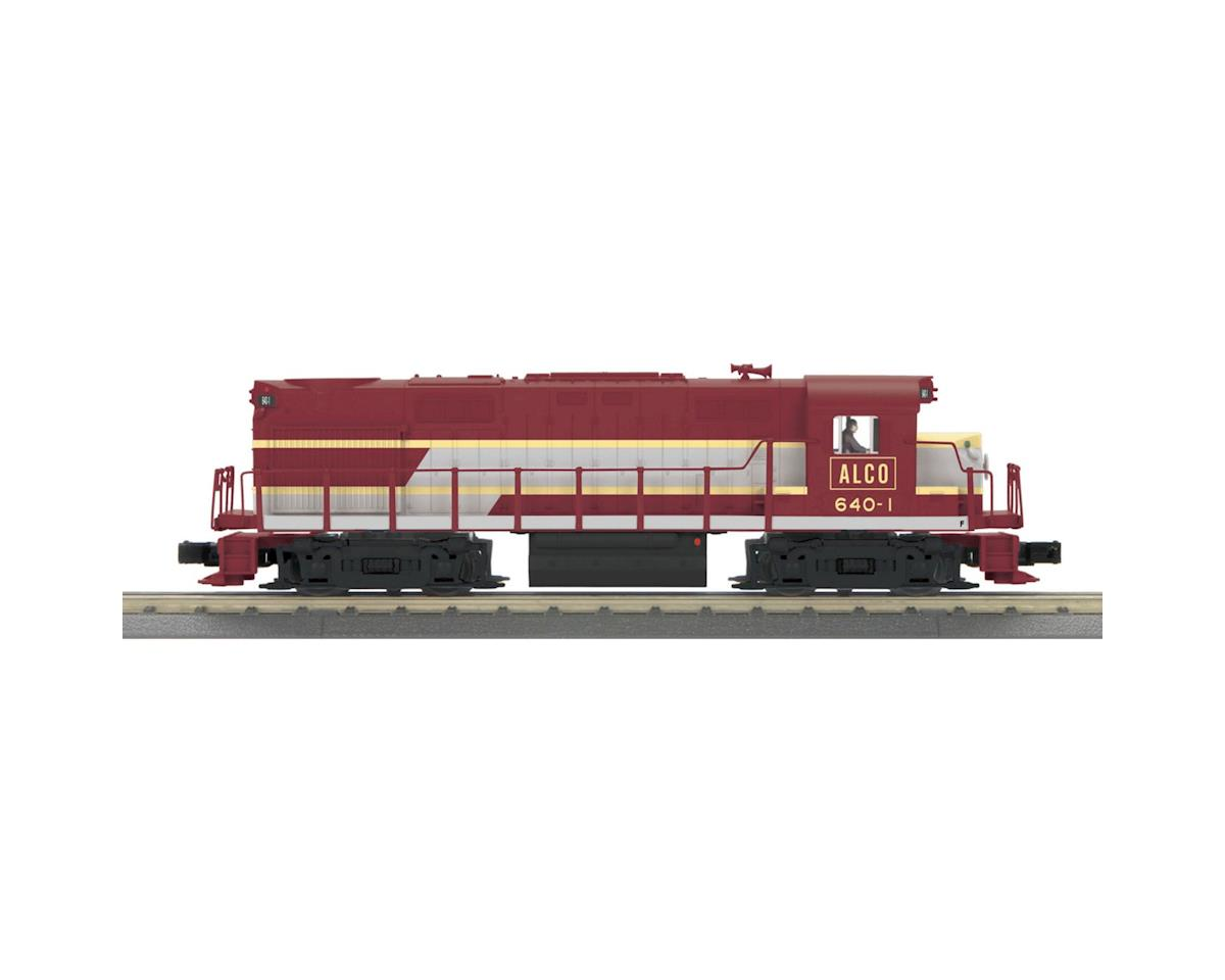 MTH Trains O RS-27 Dummy, Alco Demo