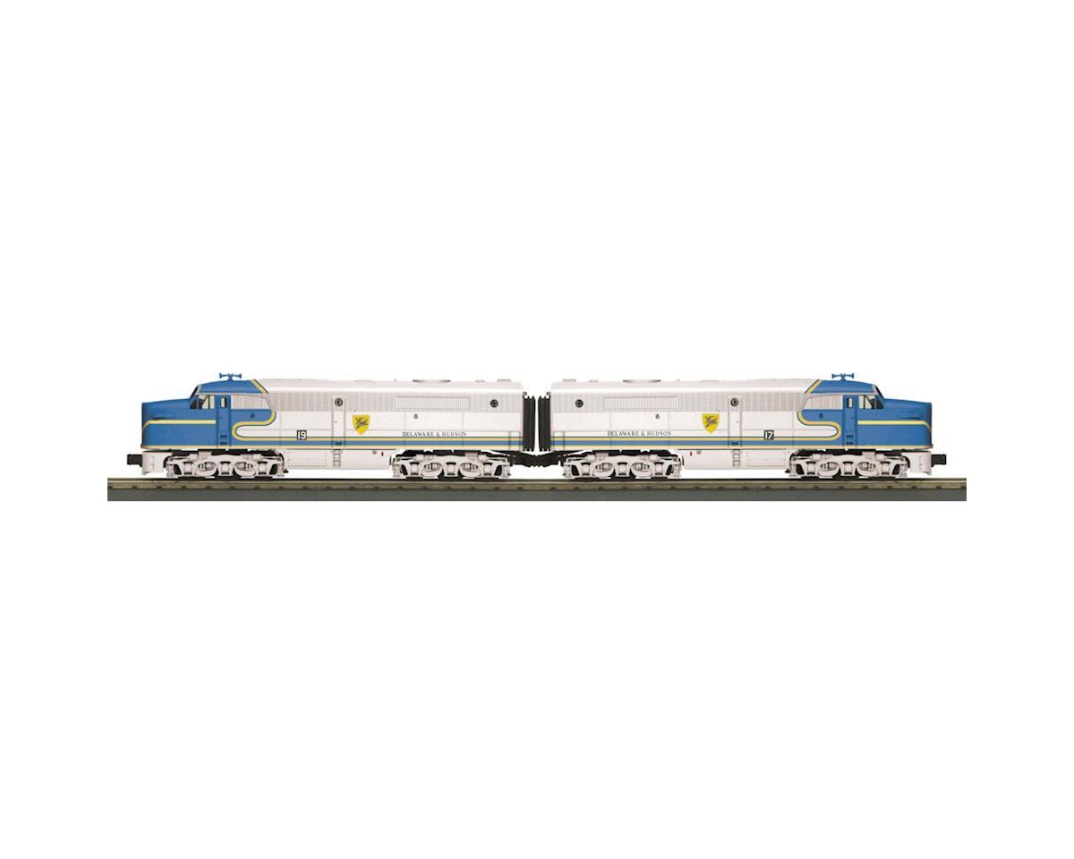 MTH Trains O-27 PA A/A w/PS3, D&H