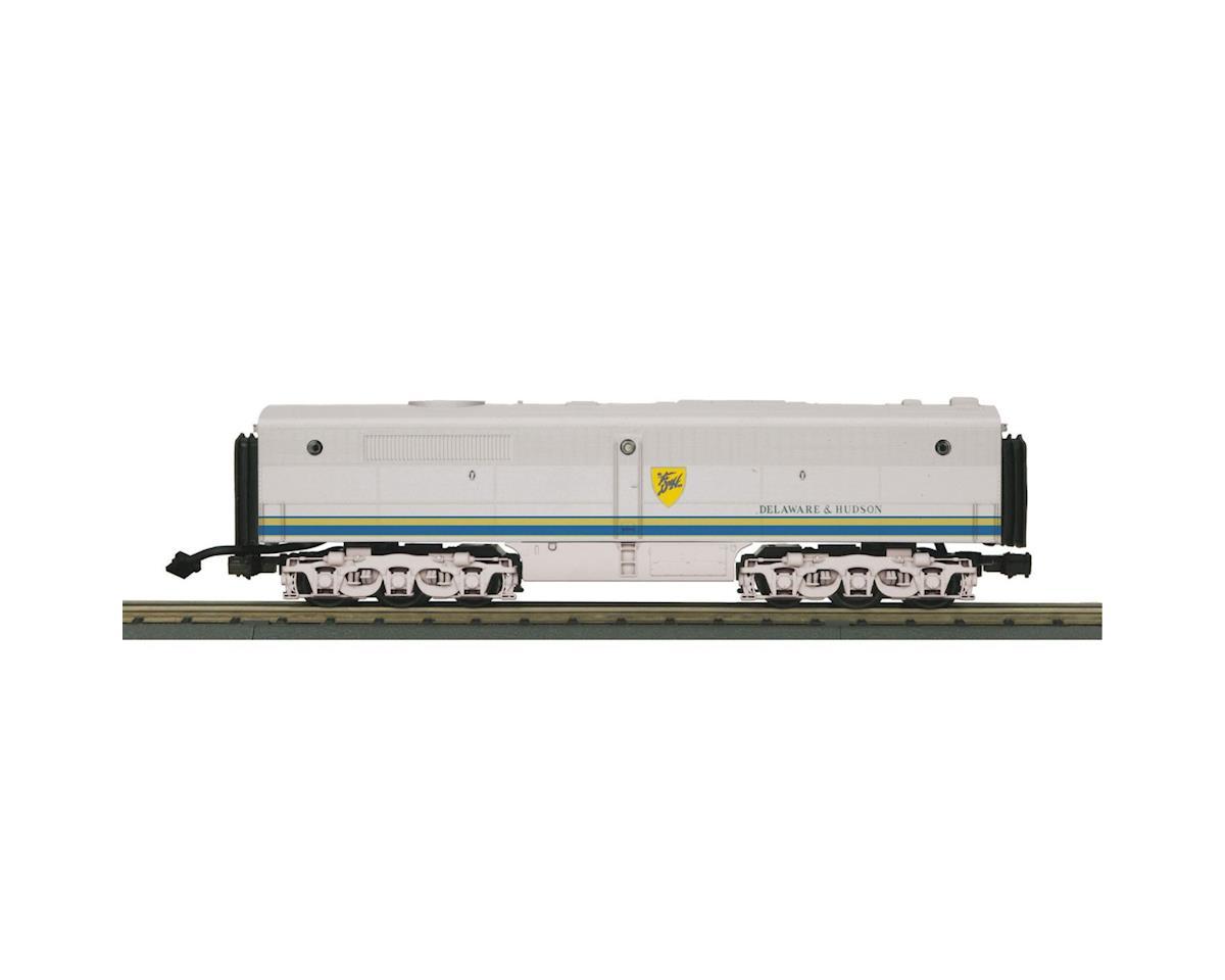 MTH Trains O-27 PAB Dummy, D&H