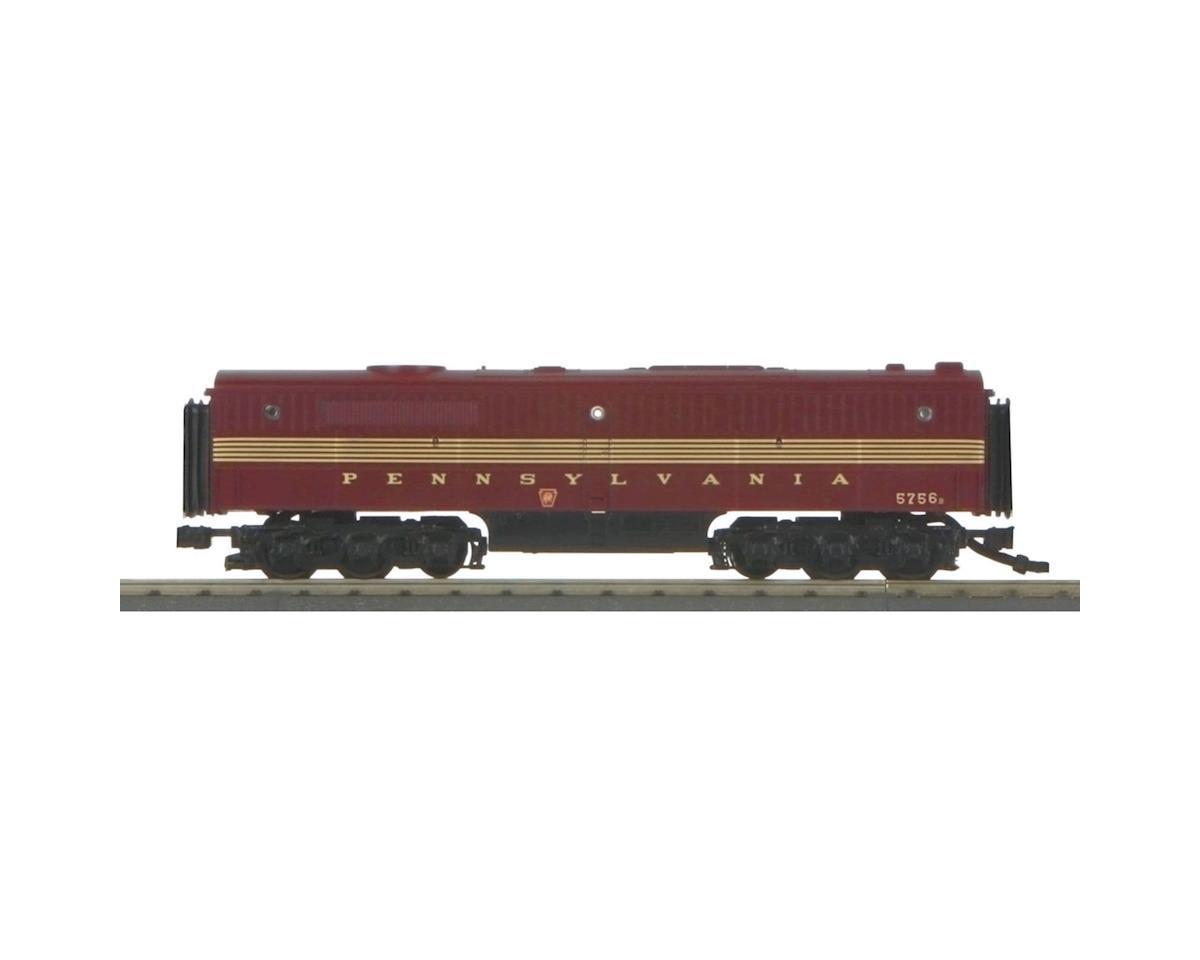 MTH Trains O-27 PAB Dummy, PRR