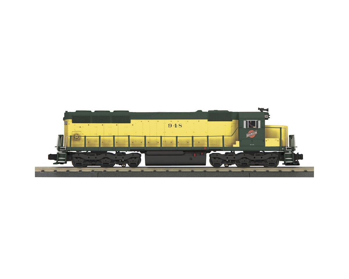 MTH Trains O-27 SD-45 w/PS3, C&NW