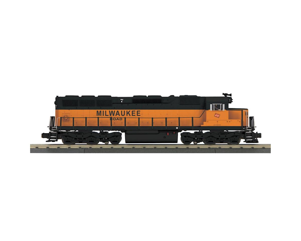 MTH Trains O-27 SD-45 w/PS3, MILW