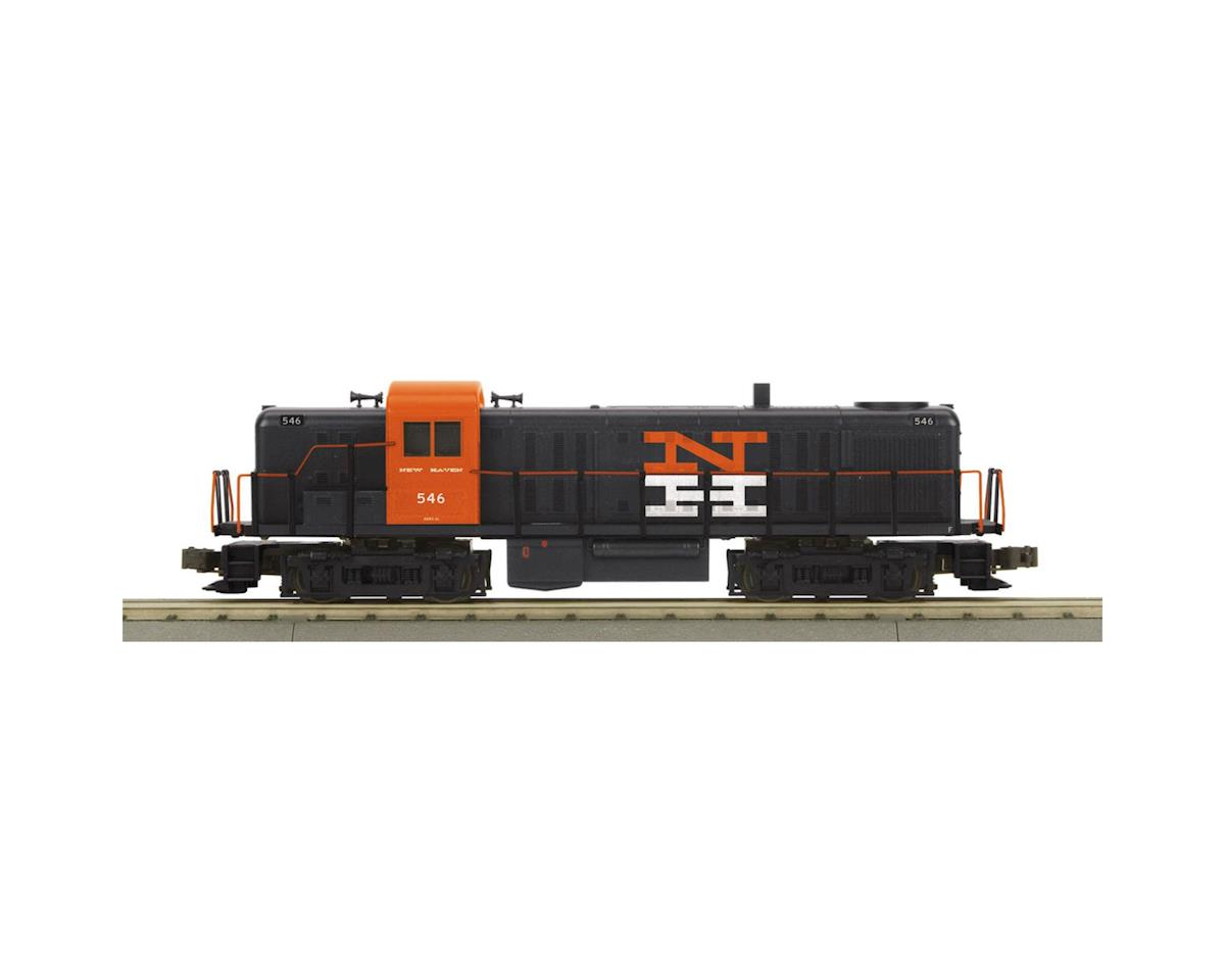 MTH Trains O-27 RS-3 w/PS3, NH