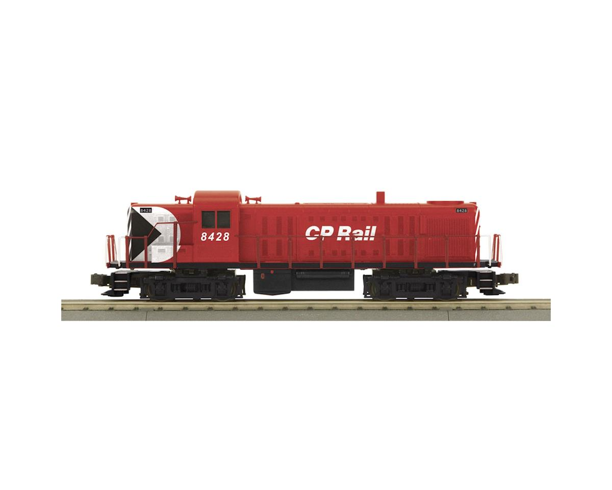 O-27 RS-3 w/PS3, CPR by MTH Trains