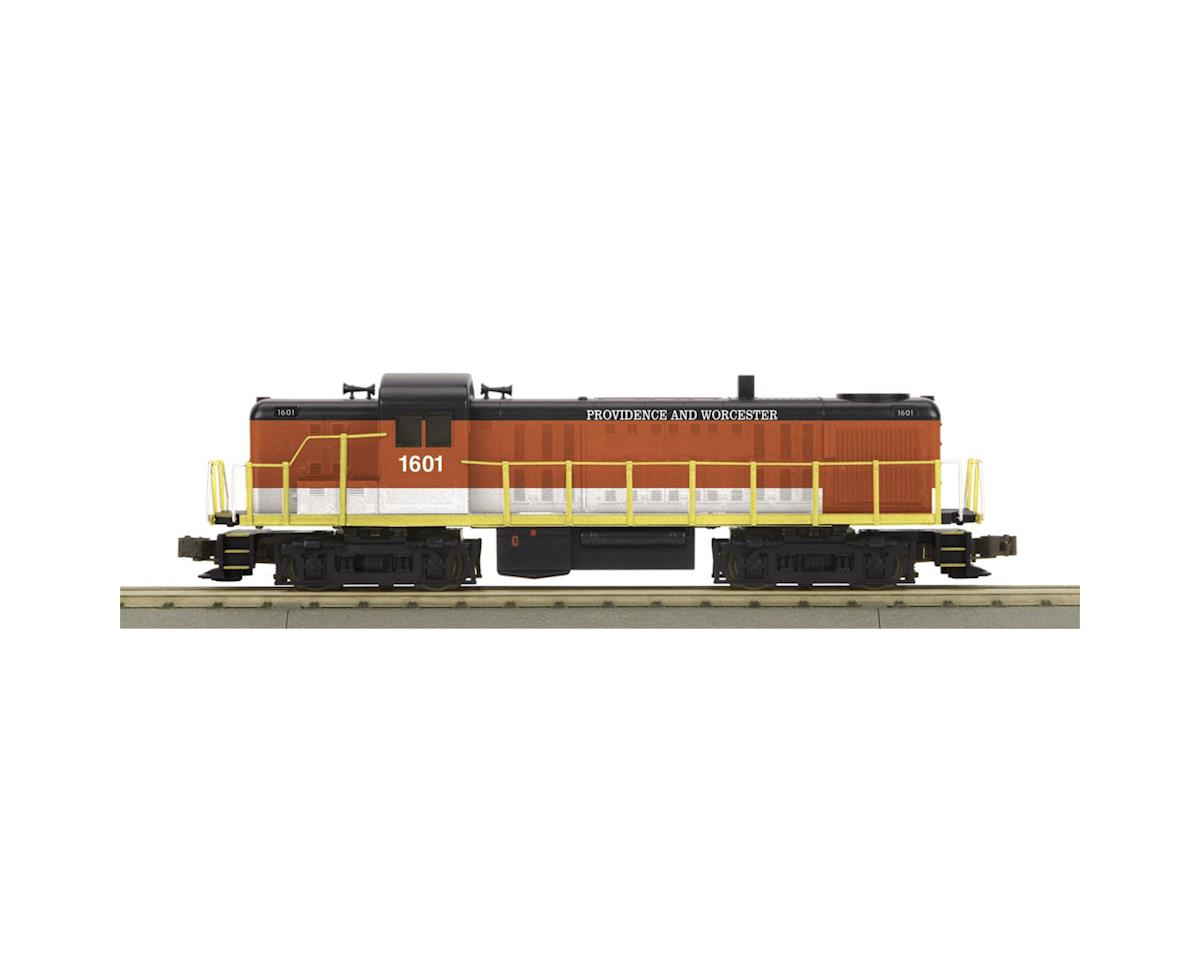 MTH Trains O-27 RS-3 w/PS3, P&W
