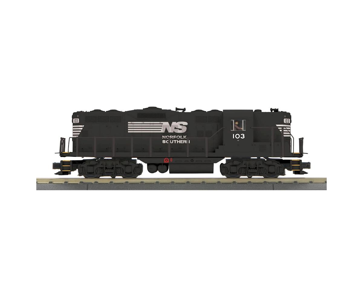 MTH Trains O-27 GP-9 w/PS3, NS