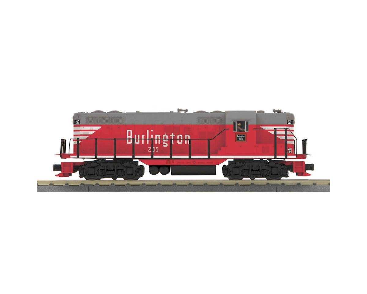 MTH Trains O-27 GP-9 w/PS3, CB&Q