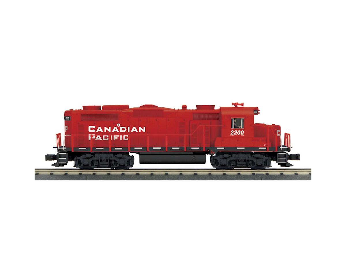 MTH Trains O-27 GP20 w/PS3, CPR