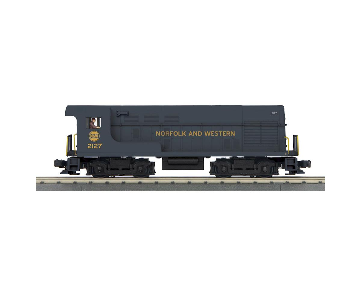 MTH Trains O-27 FM H10-44 w/PS3, N&W