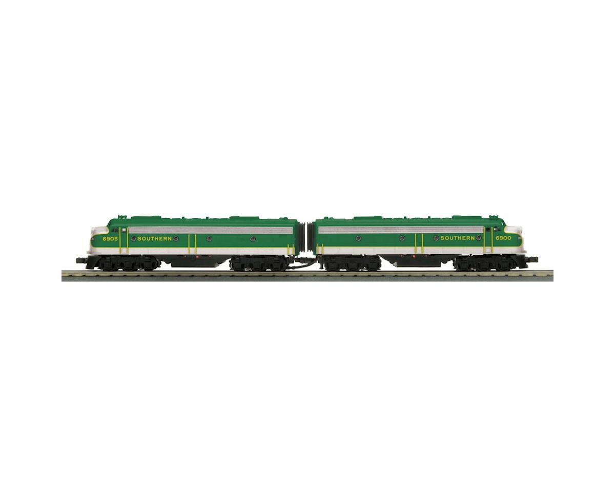 MTH Trains O-27 E8 AA w/PS3, SOU