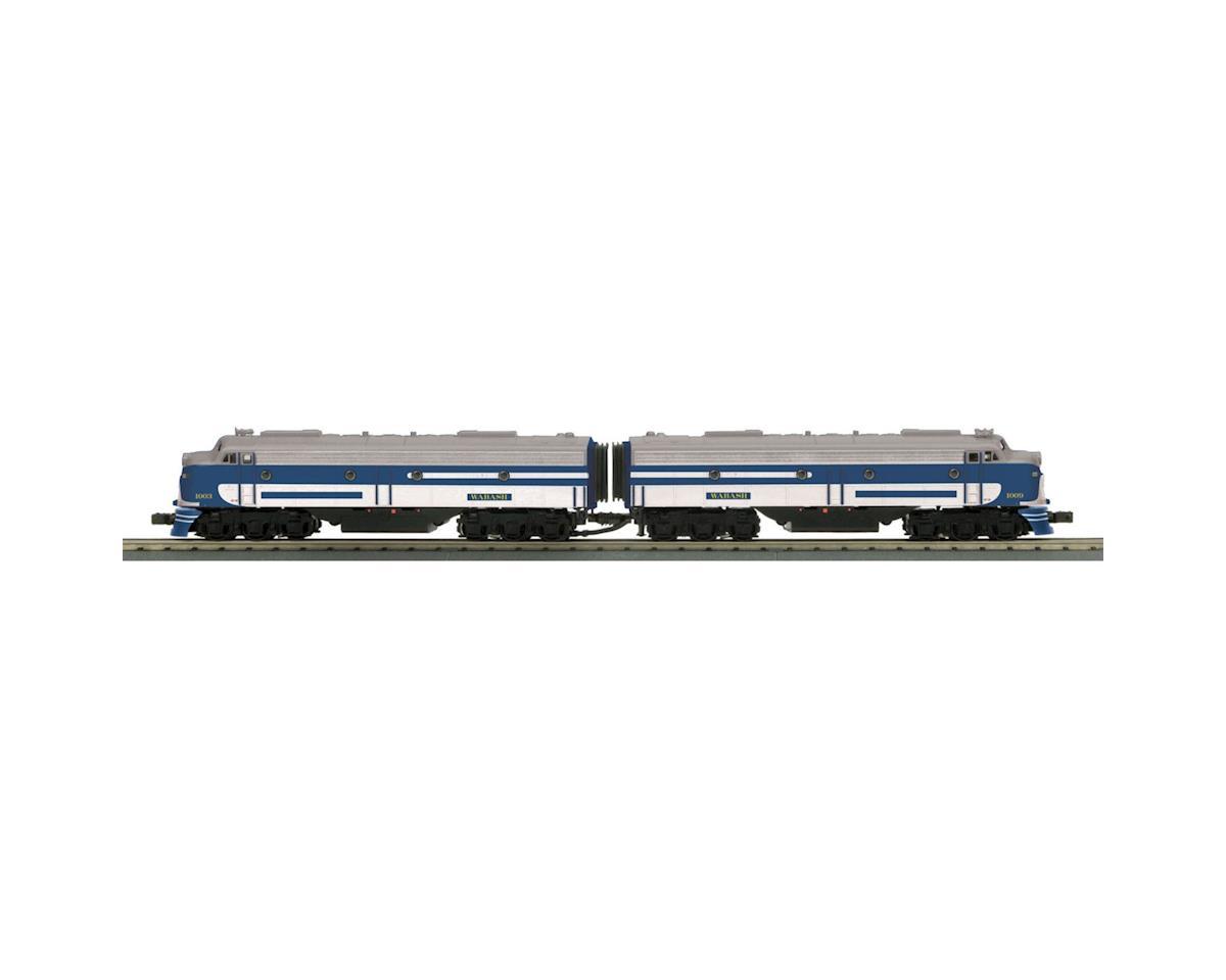MTH Trains O-27 E8 AA w/PS3, WAB