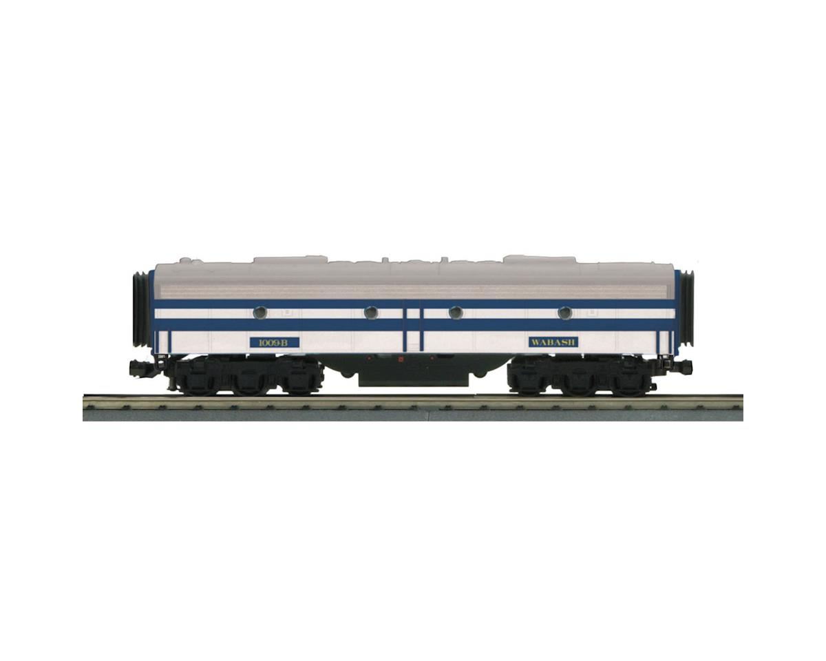 MTH Trains O-27 E8B Dummy, WAB