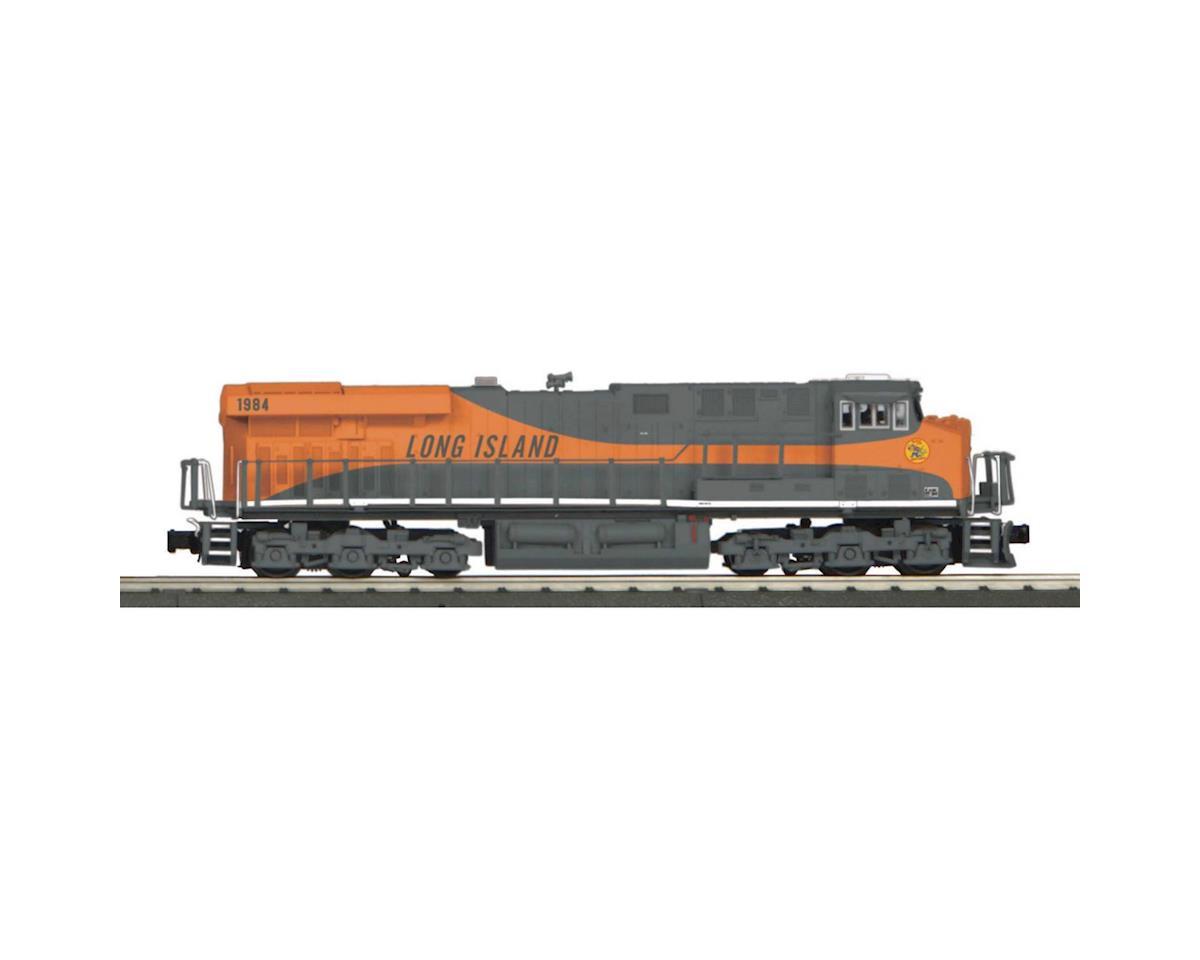 MTH Trains O-27 Imperial ES44AC w/PS3, LIRR