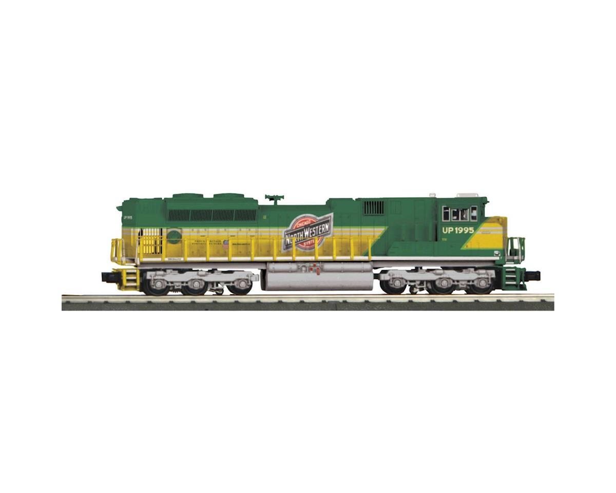 MTH Trains O-27 Imperial SD70ACe w/PS3, C&NW