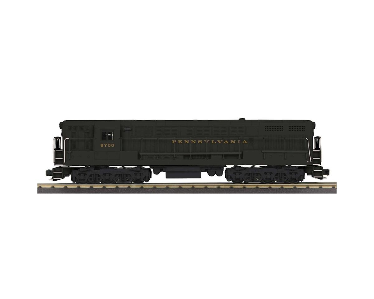 MTH Trains O-27 FM Train Master w/PS3, PRR #8700