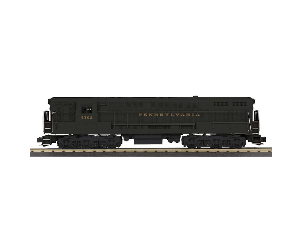 MTH Trains O-27 FM Train Master Dummy, PRR #8702