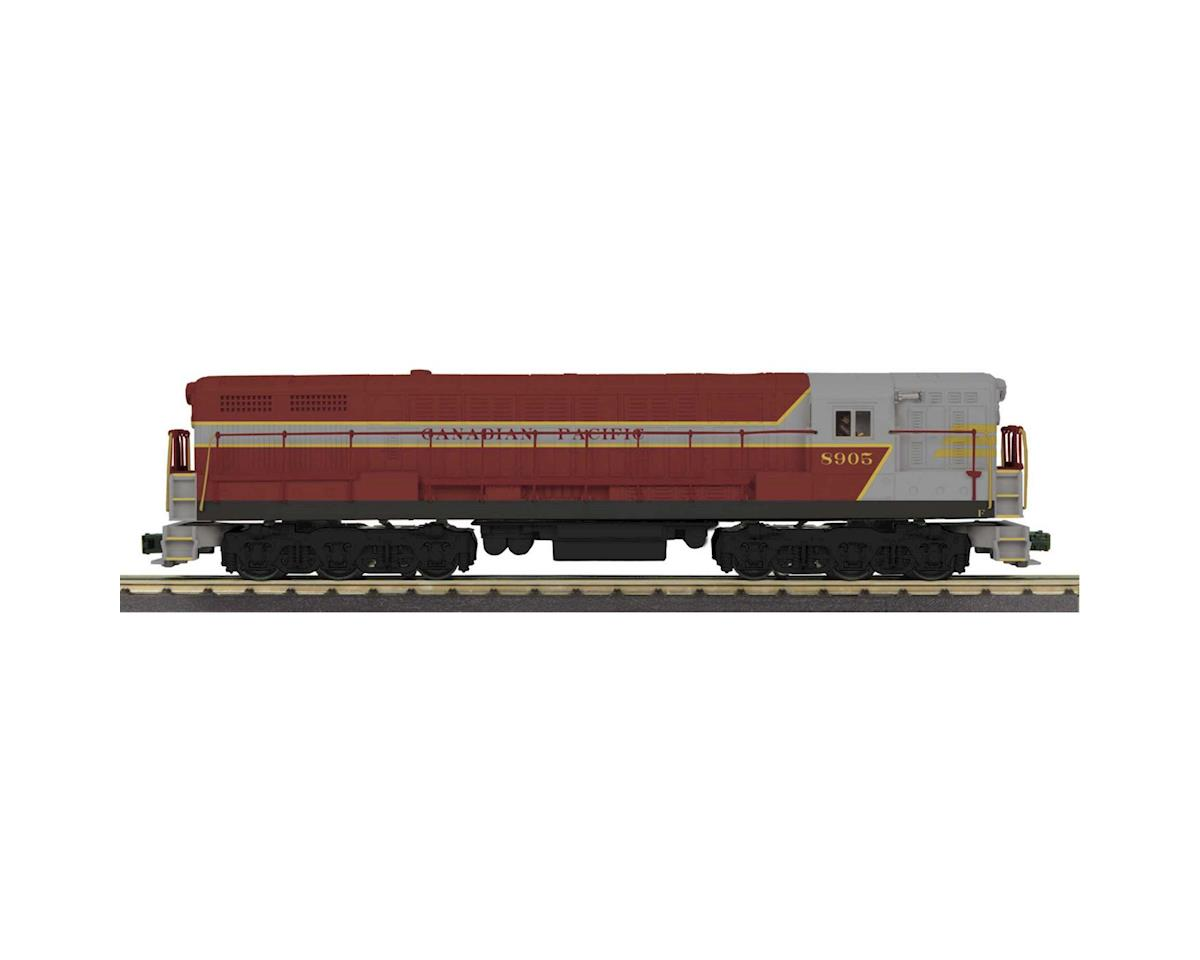 MTH Trains O-27 FM Train Master w/PS3, CPR #8905
