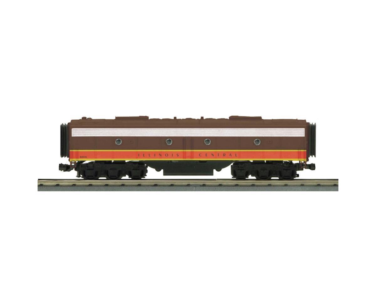 MTH Trains O-27 E8B Dummy, IC #4014