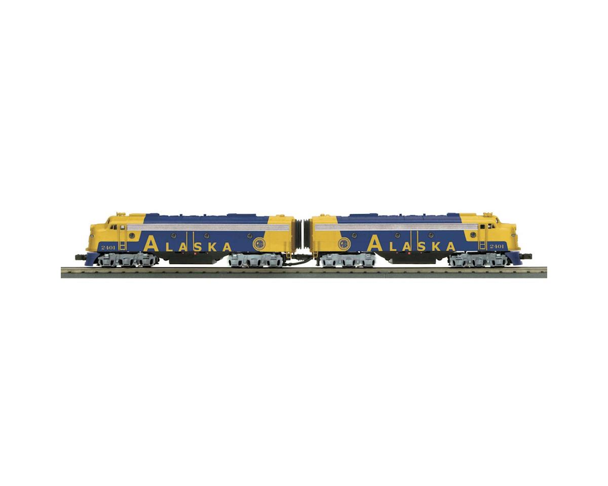 MTH Trains O-27 E8 AA w/PS3, ARR #2401