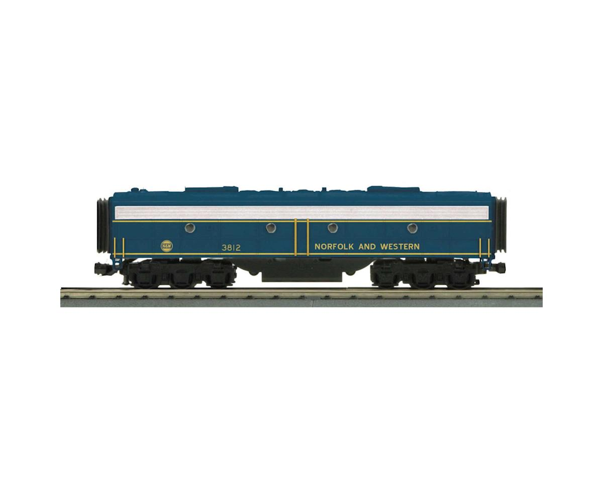 MTH Trains O-27 E8B Dummy, N&W #3812