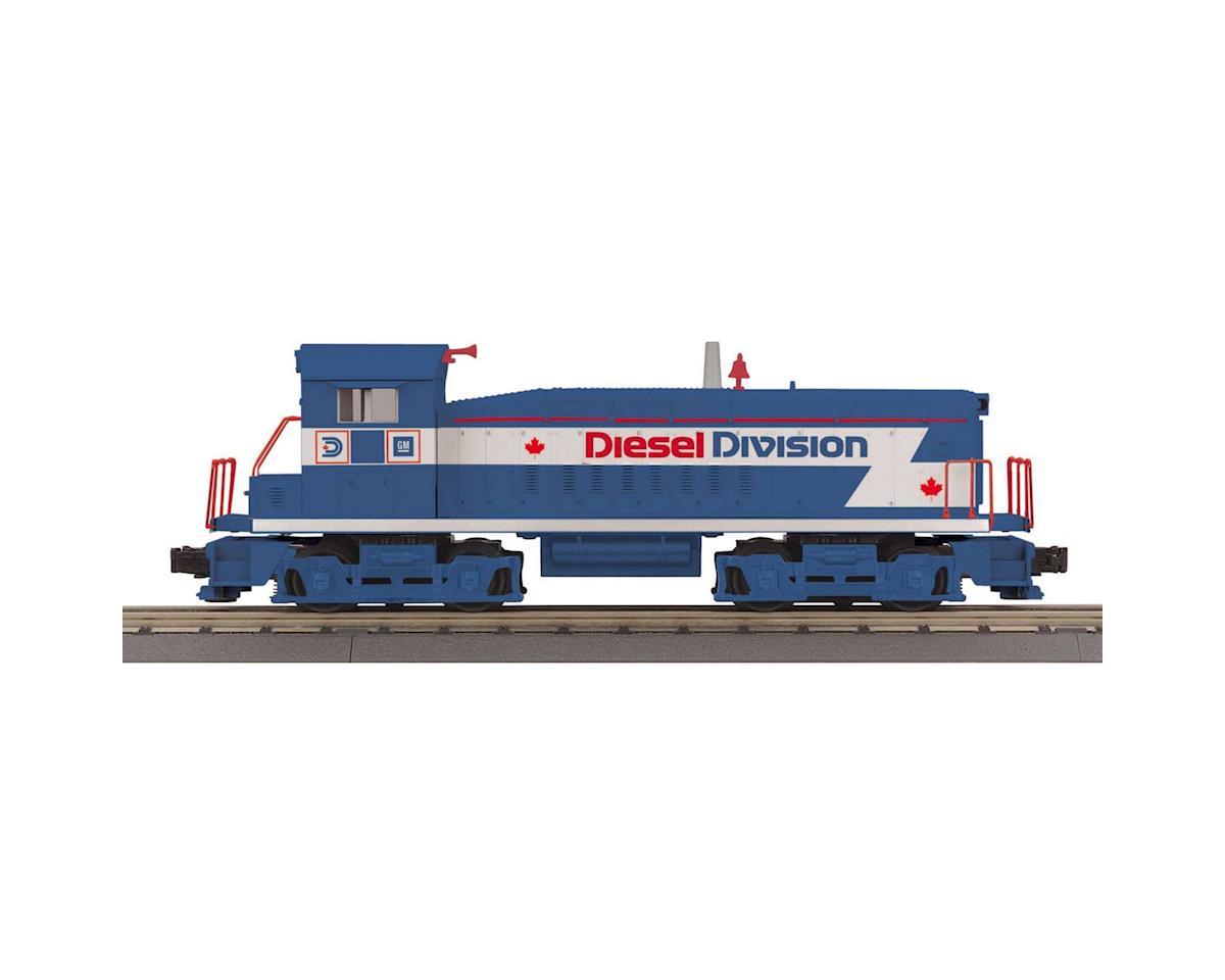 MTH Trains O-27 SW8 w/PS3,  GM #102