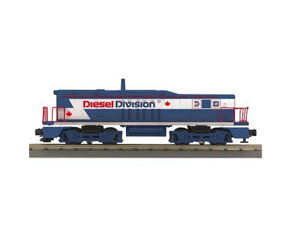 MTH Trains O-27 SW8 Dummy,  GM #102