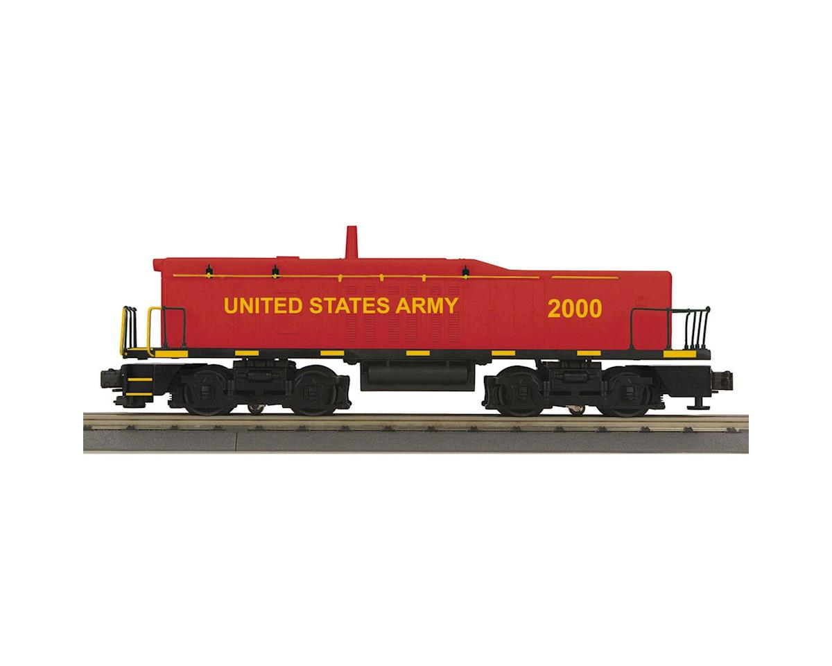 MTH Trains O-27 SW8 Dummy,  USARM #2000
