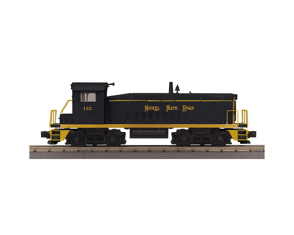 MTH Trains O-27 SW8 w/PS3,  NKP #112