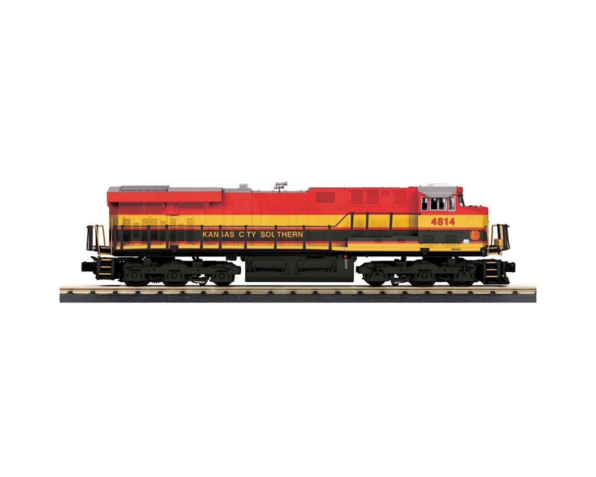MTH Trains O-27 Imperial ES44AC w/PS3, KCS #4814
