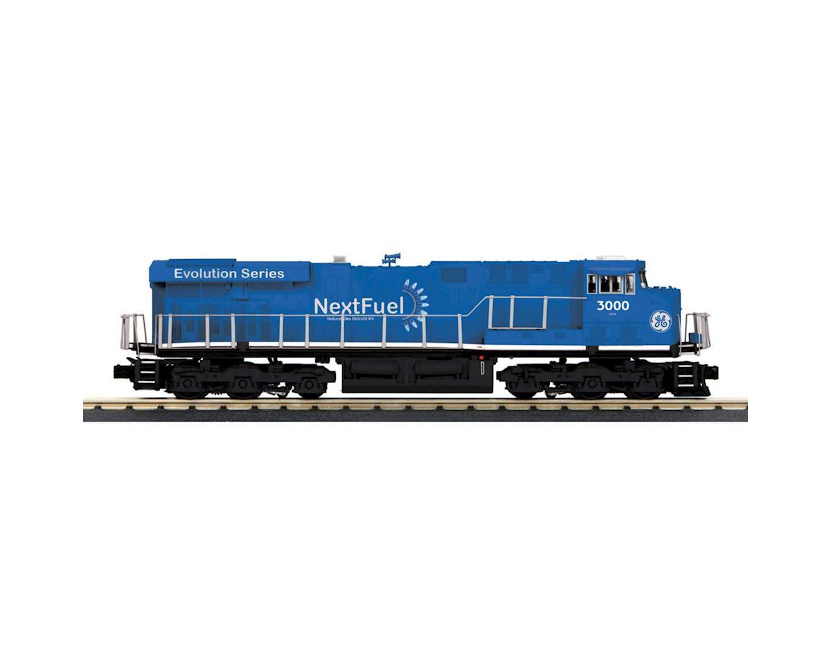 MTH Trains O-27 Imperial ES44AC w/PS3, GE/Next Fuel #3000