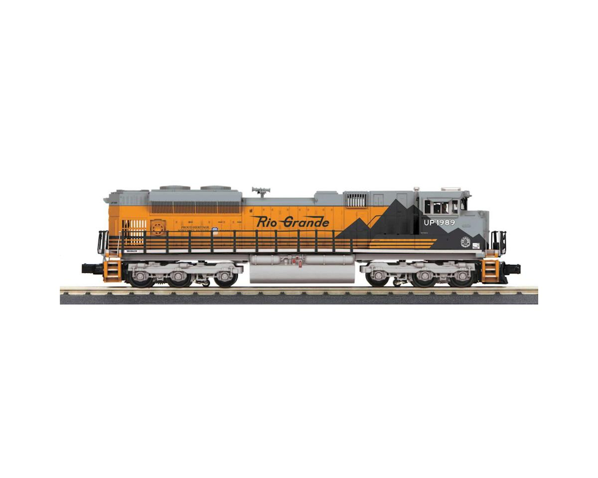 MTH Trains O-27 Imperial SD70ACe w/PS3, D&RGW #1989