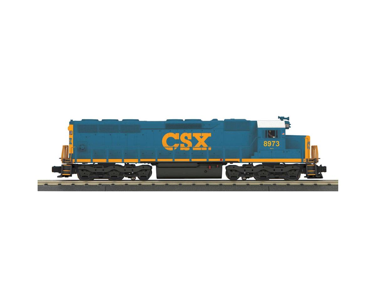 MTH Trains O-27 SD45 w/PS3, CSX #8973