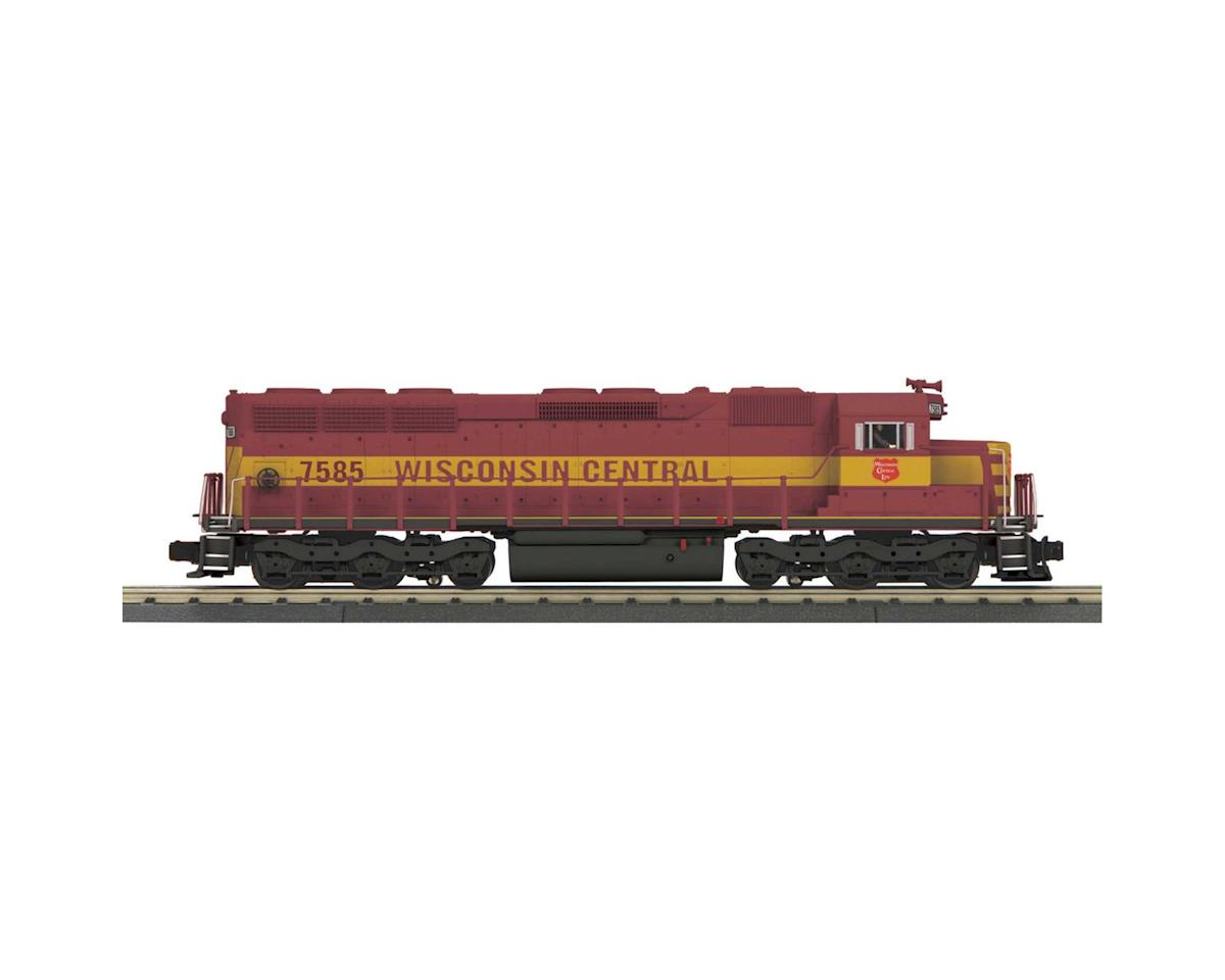 MTH Trains O-27 SD45 w/PS3, WC #7585