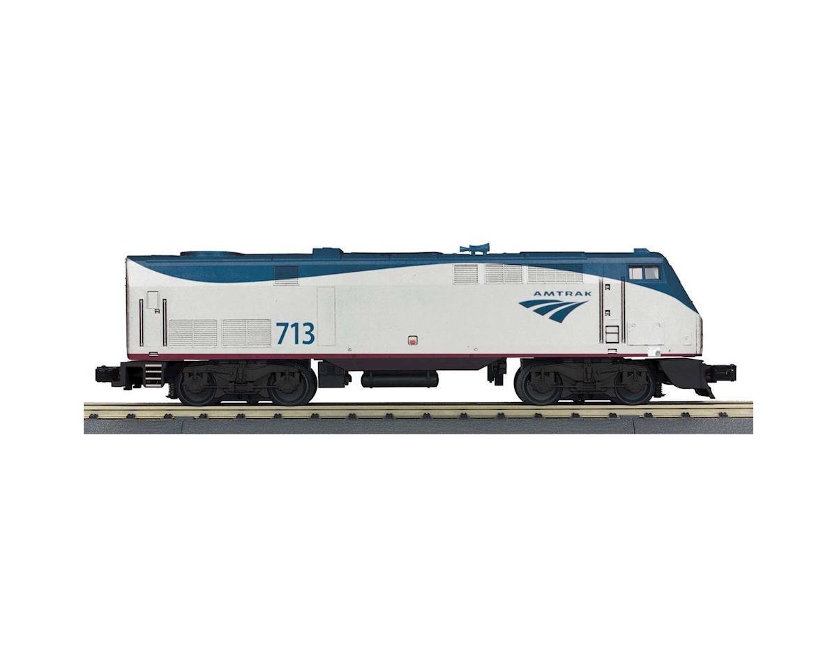 MTH Trains O-27 Genesis w/PS3, Amtrak #713