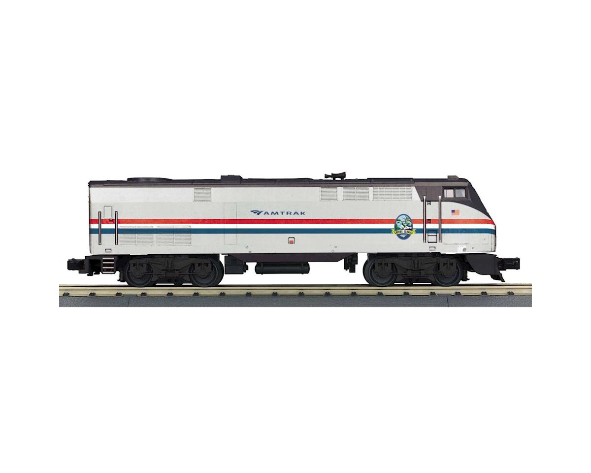MTH Trains O-27 Genesis w/PS3, Amtrak #704