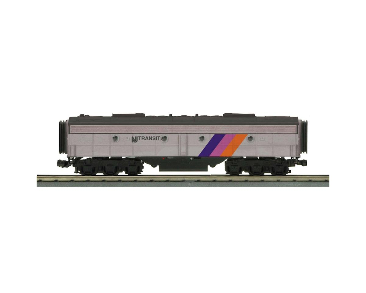 MTH Trains O-27 E8B Dummy, NJT