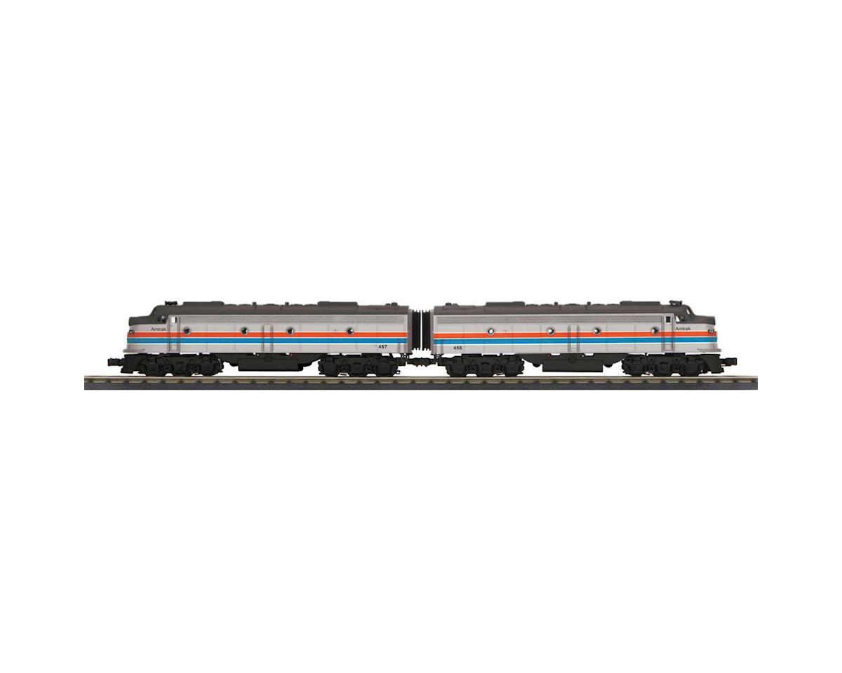 MTH Trains O-27 E8 AA w/PS3, Amtrak #456